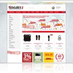 Webshop von Wagner Sicherheit