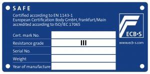 Zertifikat; ECB_S ; Tresorzertifikat