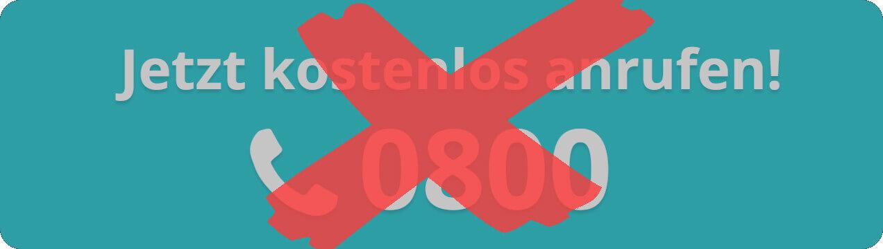 Betrügerische-0800-Telefonnummer