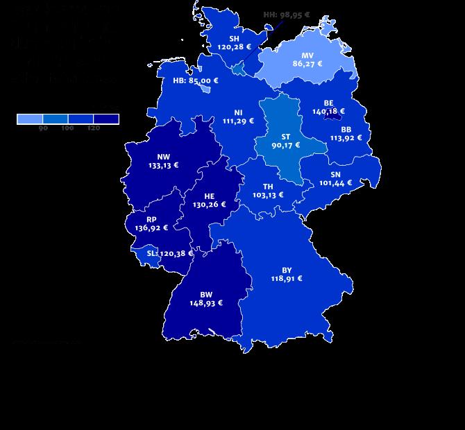 Preisübersicht Türnotöffnung Deutschlandweit an Werktagen nachts sonntag oder feiertag