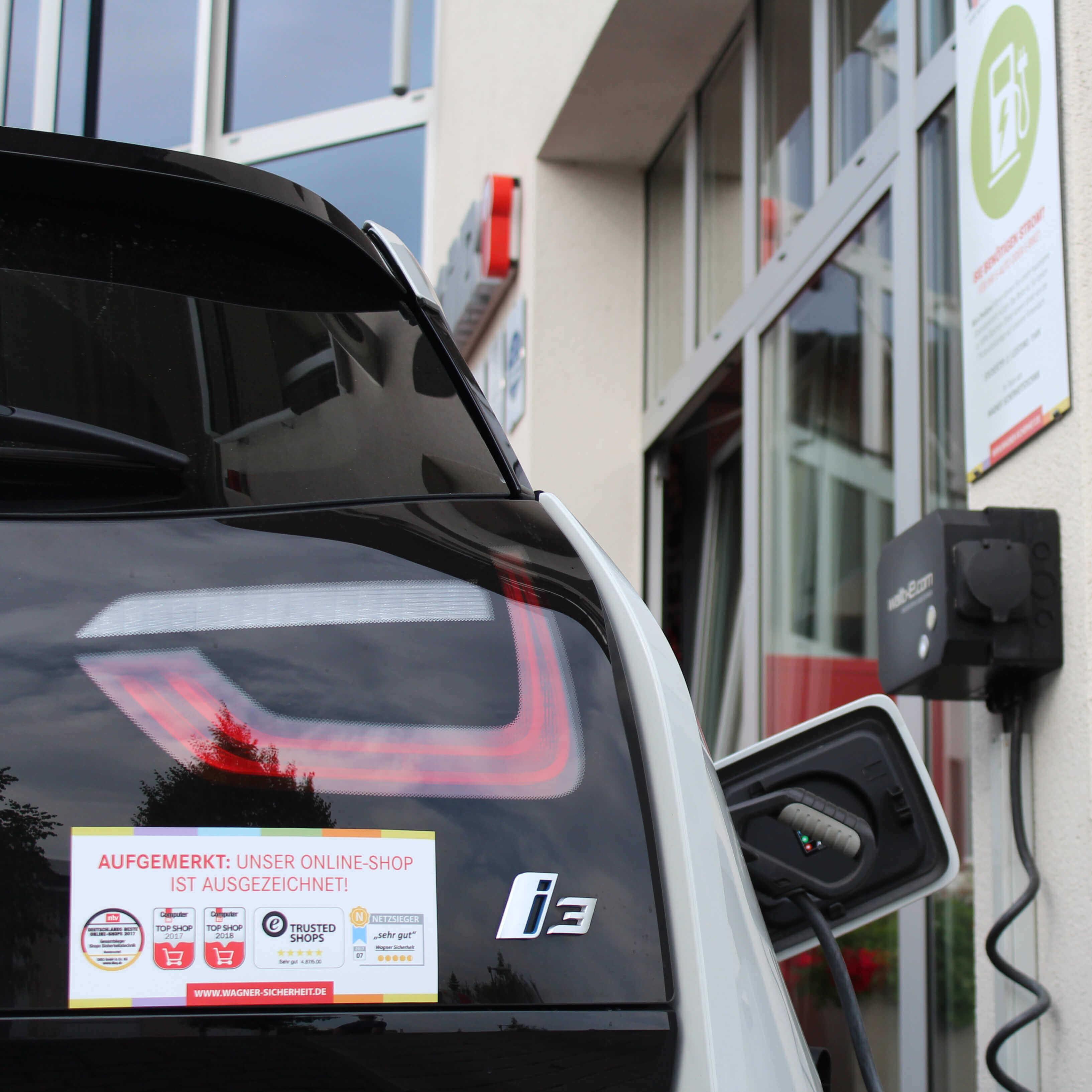 BMW i3, Elektro Auto, E-Auto, Aufladen, i3, elektrisches fahren