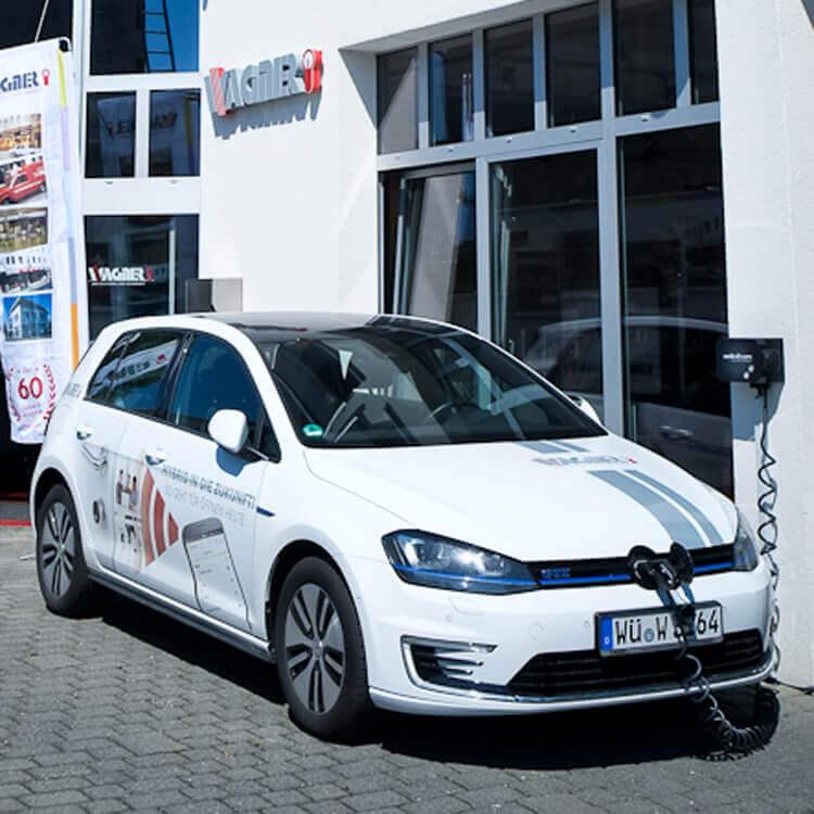 Elektro Auto, E-Auto, VW Golf GTE, GTE, Volkswagen