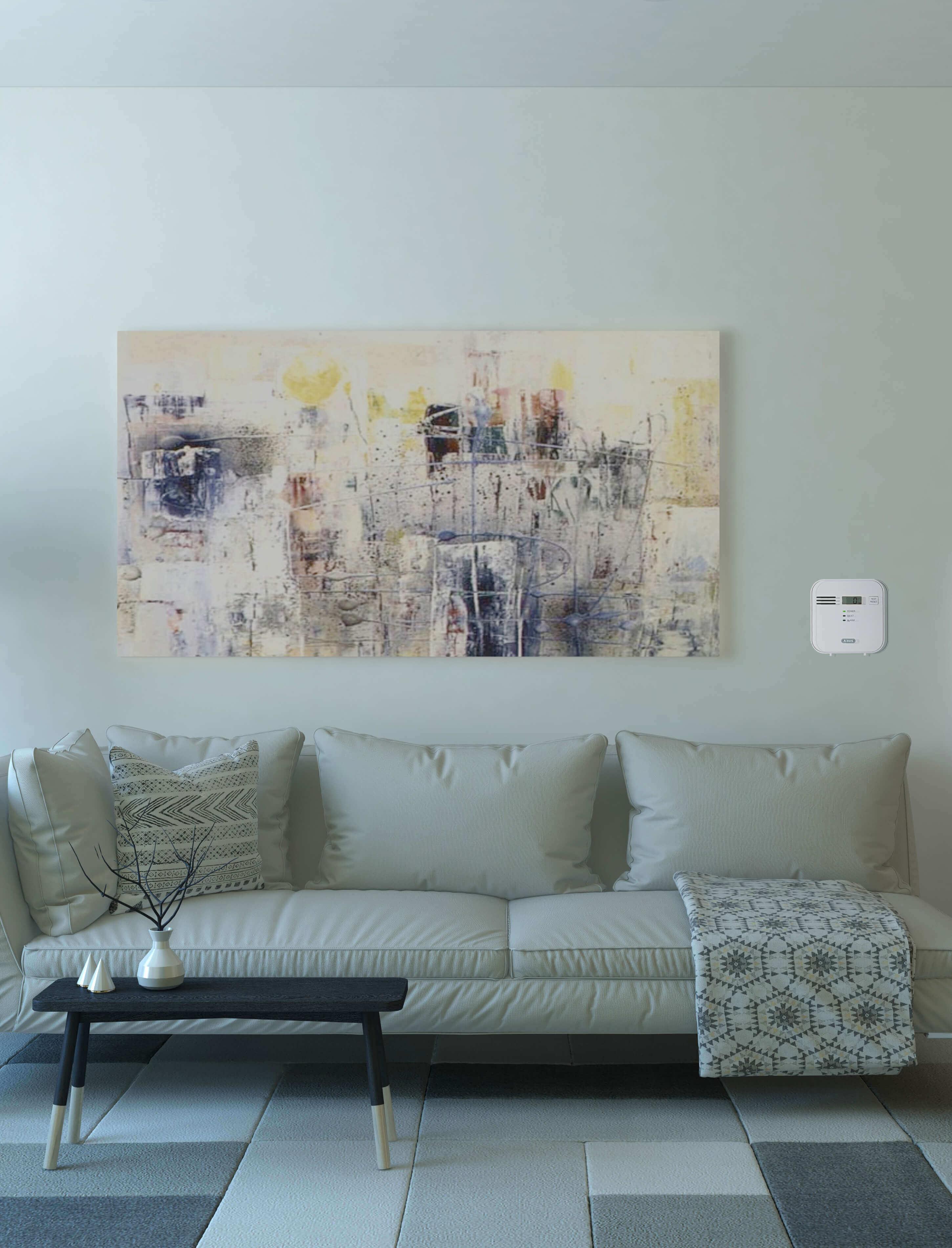 Wohnzimmer-mit-CO-Melder