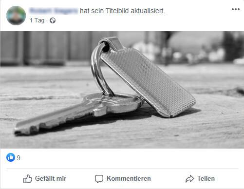 Facebook-Mock-Keys